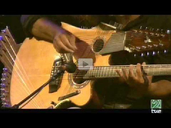 Pat Metheny improvises on 42-string Pikasso Guitar • VideoSift ...
